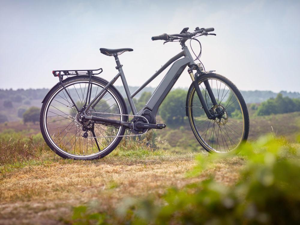Denna elcykel är kvalificerad för elcykelpremien.